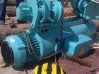 Новое изображение Кран Таль (тельфер)электрический Болгария г/п 10тн Н- 6/9/12/18м 42954214 в Москве