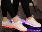 Скачать бесплатно изображение Спортивная обувь светящиеся кроссовки модные кроссовки 43087129 в Москве