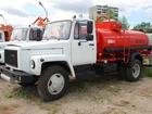 Скачать фото Спецтехника Топливозаправщик ГАЗ 3309 АТЗ-4, 9 (новый бензовоз) 43465483 в Калининграде