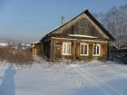 Новое фото Дома Продаем деревянный дом в ПГТ Крапивинский, ул, Иманская, 26 51773553 в Кемерово