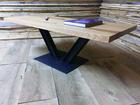 Уникальное фотографию  мебель индастриал, лофт барные стулья, столы 52214178 в Воронеже