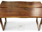 Уникальное фото Столы, кресла, стулья Обеденный стол «Magnus M» ручной работы от Art Studio S&K 53831835 в Москве