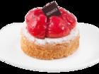 Скачать бесплатно фото Пирожные Пирожное «Бретонское с клубникой» 55547943 в Москве