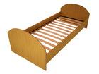 Свежее фото Мебель для спальни Кровать 200 200 металлическая 59238062 в Москве
