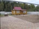 Уникальное изображение Загородные дома Двухэтажная дача 72 кв, м, на участке 6 сот, 60626766 в Москве