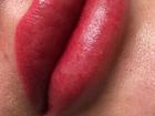 Смотреть foto  Перманентный макияж бровей, губ 61991121 в Москве