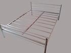 Свежее foto Мебель для спальни Металлические кровати собственного производства, кровати двуспальные одноярусные 66522321 в Москве