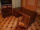 Уникальное foto Столы, кресла, стулья Письменный стол Genoveva Испания модель Президент премиум с инкрустацией 67719573 в Москве