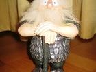 Новое foto Коллекционирование Статуэтка фигурка Викинг с булавой в коллекцию, сувенир 67719614 в Москве