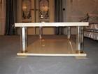 Уникальное фотографию Мебель для гостиной Журнальный хрустальный столик Turri - Kristal новый в упаковк 67719721 в Москве