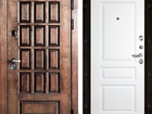 Скачать бесплатно foto  Дверь Центурион, цена - 49050р, без внутренней панели, 68134548 в Москве