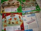 Свежее фотографию Детские игрушки 3D пазлы с мягкими EVA деталями - зверюшки 68825472 в Москве