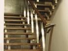 Просмотреть фото  Деревянные лестницы на заказ + монтаж в подарок, 69050116 в Тюмени