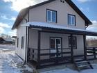 Новое foto Загородные дома Дом в деревне с участком, газом Калужское Варшавское шоссе 60 км Нара 69305924 в Москве