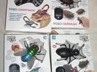 Скачать бесплатно foto Детские игрушки Насекомые на радиоуправлении –таракан, муравей, муха и скорпион, со светом 69639465 в Москве