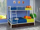 Смотреть изображение Мебель для спальни «Купить металлическую кровать – недорого» 70854760 в Москве