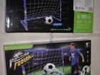 Просмотреть изображение  Футбольные ворота с мячом и насосом 94х64см 71432555 в Москве