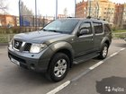 Nissan Pathfinder 2.5 AT, 2005, 214 000 км