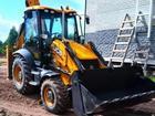 Скачать фото  Аренда / услуги трактора экскаватора-погрузчика в Раменском районе 72250391 в Раменском