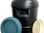 Уникальное фото  Бочка п/э пищевая 50 литров во Владивостоке 74430032 в Владивостоке