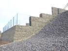 Смотреть фото  Монтаж подпорных стен из габионов 75956296 в Красноярске