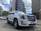 Cadillac Escalade 6.0  AT, 2016, 72 000 км