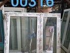 Окно пластиковое 1550(в)*1580(ш)