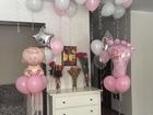 Свежее фото Организация праздников Купить воздушные шарики в Москве 81626354 в Москве