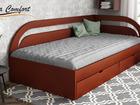 Новое фото Мебель для спальни Угловая кровать «Арканзас» 82419193 в Москве