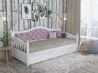 Увидеть фотографию Мебель для спальни Кровать «Ника» от фабрики-производителя 83130140 в Москве