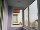 Смотреть фотографию  Окна REHAU Delight- остекление,утепление лоджий, 83379496 в Москве