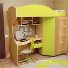 Кровать для ребёнка 3-12 лет Облачко 2