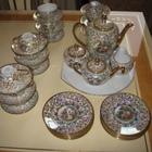 Чайно-столовый сервиз Мадонна ГДР 40 предметов, раритет, антиквариат