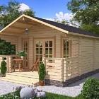 Строим из минибруса: коттеджи, дома, дачи, бани, беседки, гаражи