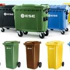 Контейнеры для ТБО пластиковые