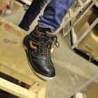 Ботинки рабочие для инженеров с подноском