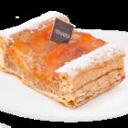 Пирожное «Мельфой абрикосовый» с доставкой по Москве