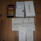 Смартфон ZTE Blade A610, новый в коробке с зарядкой, чек, гарантийный талон