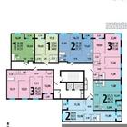 Двухкомнатная квартира- распашонка в монолитном доме