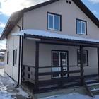 Дом в деревне с участком, газом Калужское Варшавское шоссе 60 км Нара