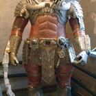Скульптура из металла Хищник