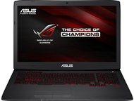 Asus Republic Of Gamers G751JY 17,3 игровой ноутбук - черный алюминий Оригинал с