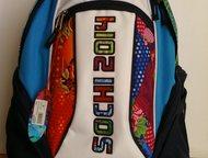 продам новый рюкзак новый рюкзак фирмы Bosco c вышитым логотипом Сочи2014