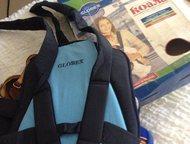 """рюкзак переноска для детей от 2-х до 8 ми месяцев(до 9,0кг) """"коала""""анатомический"""