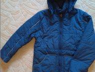 Подростковая куртка на школьника весна-осень р, 42-44 Подростковая куртка на шко