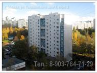 Продам 1 комнатную квартиру (м, Строгино) Свободная продажа. 1-комнатная квартир