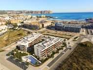 Недвижимость в Испании, Новая квартира рядом с пляжем от застройщика Недвижимост