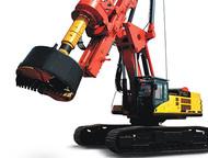 Продам буровую установку Sany SR220C Эксплуатационные характеристики  Диаметр бу