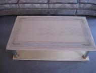 Журнальный столик Turri модель Kristal новый в упаковке Продаю большой новый жур