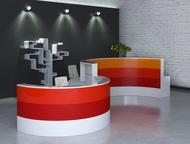 Ресепшен на заказ Фирма Мебелино – поможем сделать Ваш бизнес более презентабель